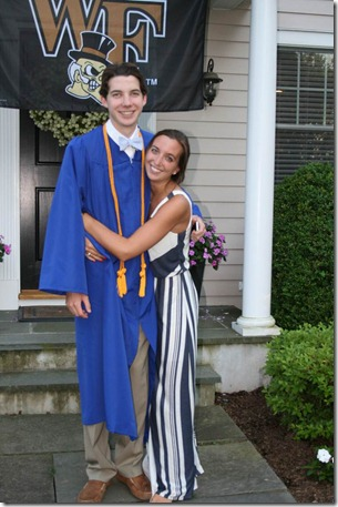 Eric & Rachel - Eric's 2012 Graduation