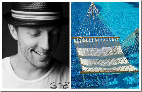 Jason Mraz and Hammock