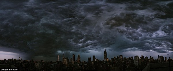 clouds over new york - photo #40