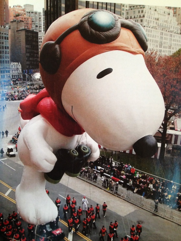 Peanuts, Snoopy, Balloon, Urban Magazine
