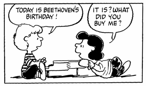 Beethoven Day!