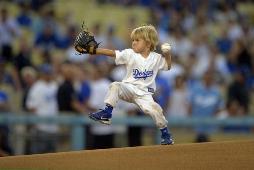 LA Dodgers, San Diego Padres, Baseball