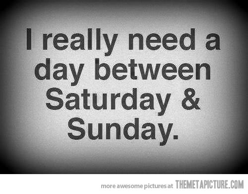 funny-day-between-Saturday-Sunday