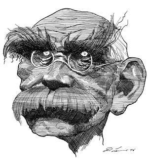 Rudyard Kipling, Illustration