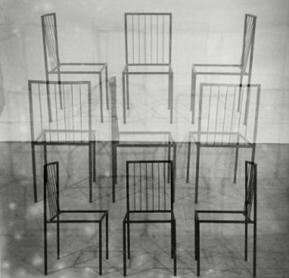 Chairs - Geraldo de Barros