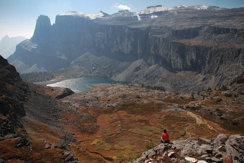 solitude, nature, landscape, mountains, Canada