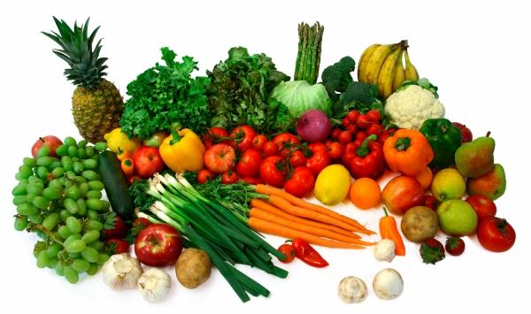 Vibrant Produce
