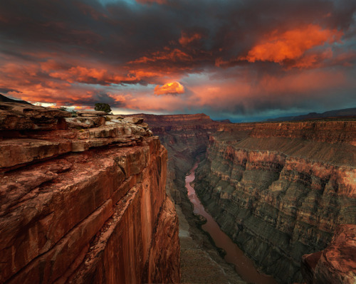 photography,sunset,clouds,Colorado River, Toroweap