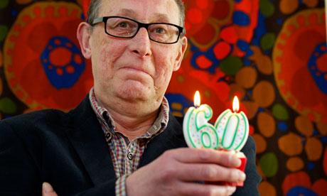 Ian Martin at 60