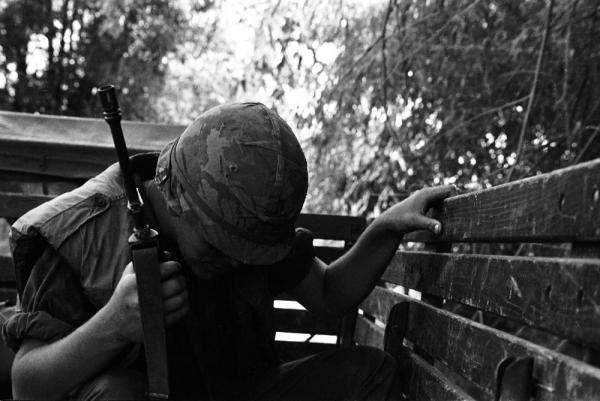 Charle Haughey's Vietnam War Photo