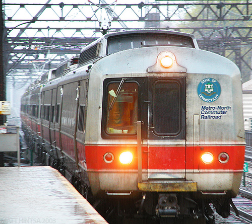 MetroNorth Train