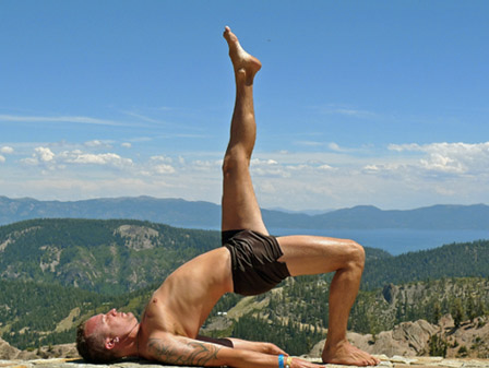 Mark Morford Yoga