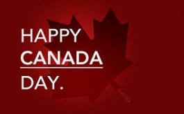 Happy Canada Day Wallpaper