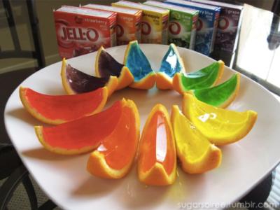 Jell-o orange 2