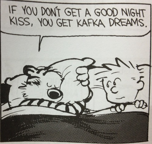 kafka dreams