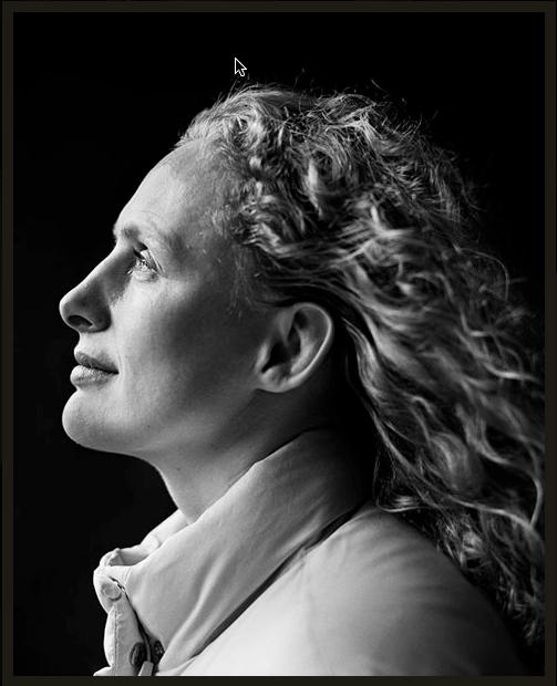 Heidi Rakels © Stephan Vanfleteren