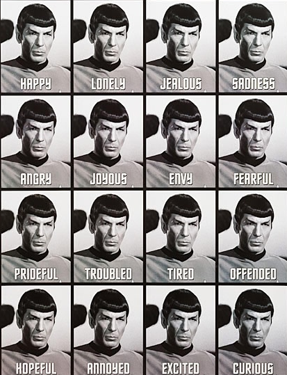 Mr. Spock, Star Trek