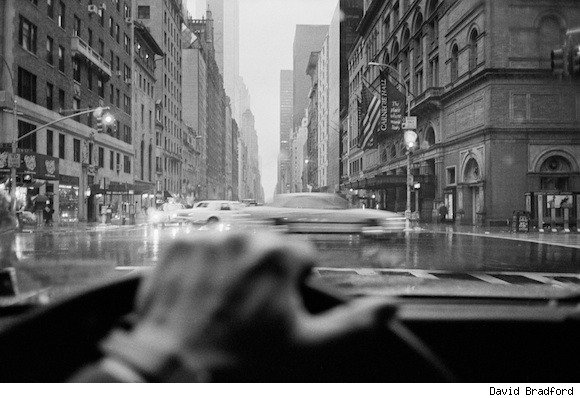 photography,taxi,david Bradford,black and white,new york, new york city