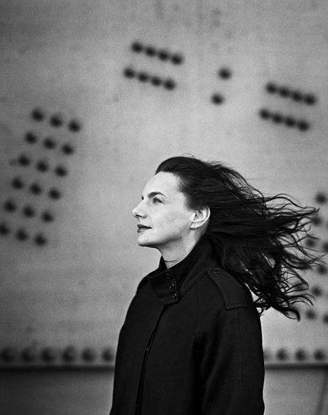 Anna Luyten-Portrait - Portfolio - Stephan Vanfleteren