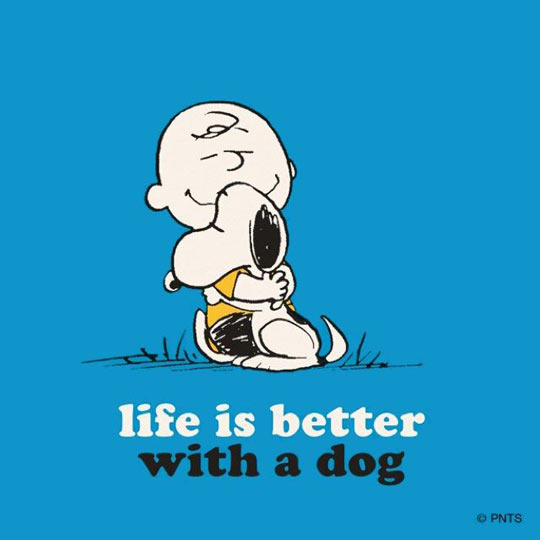 funny-Snoopy-Charlie Brown-dog-love