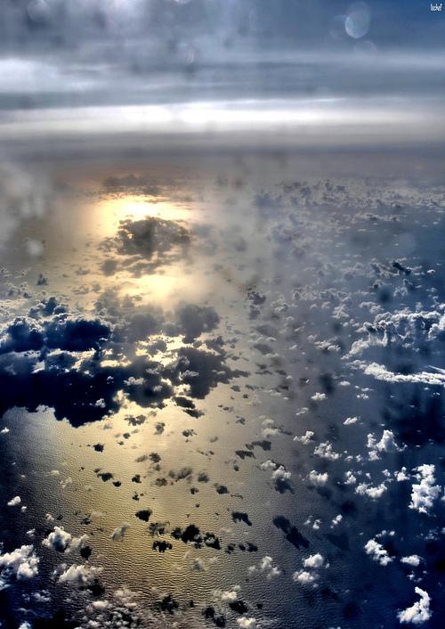 sky-clouds-ocean-aerial