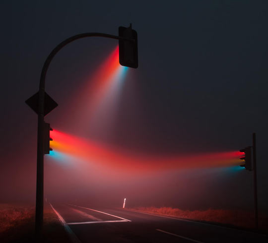signal-traffic-signal-green-red-fog-mist-Christmas