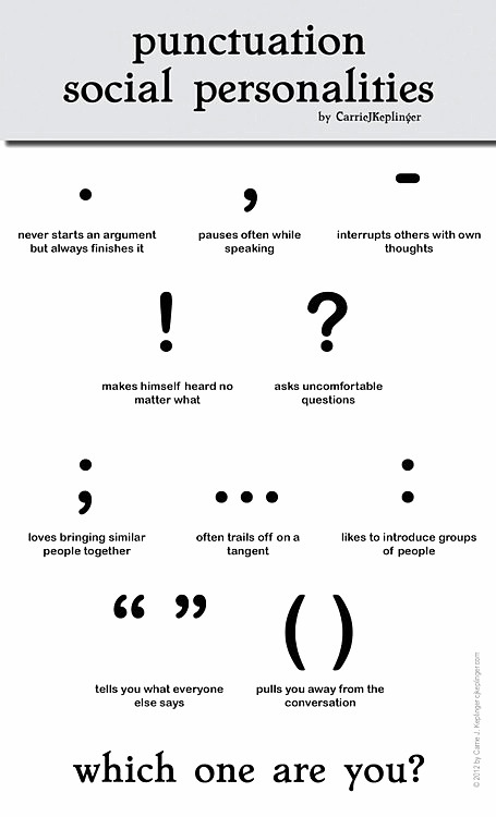 funny,true,chart,punctuation