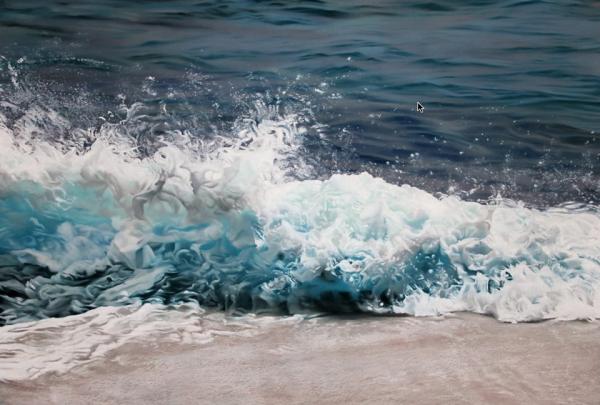 waves,ocean,water,wave,