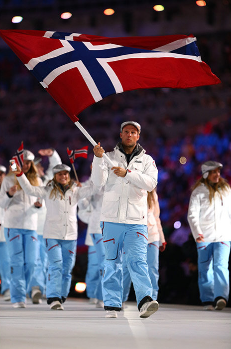 Norway-Olympic-team-Sochi