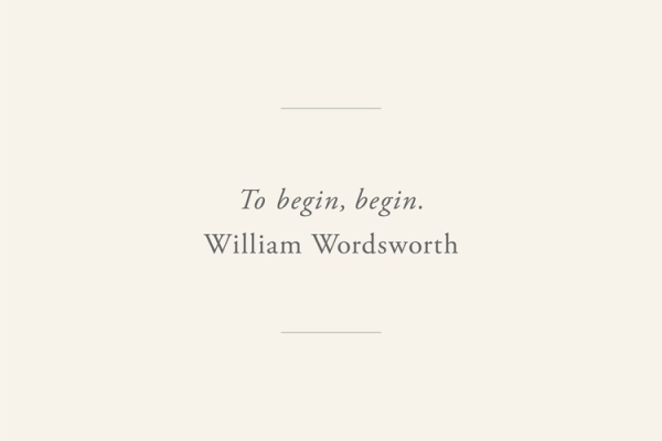 begin-William-Wordsworth