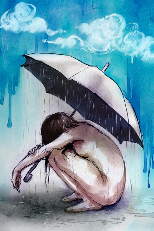 rain-umbrella-grief-sad