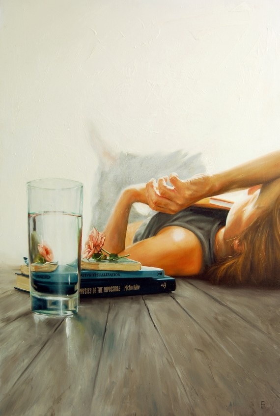 taste-woman-art-painting-water