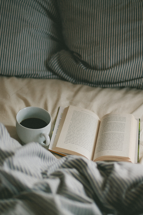 book-coffee-bed-weekend-read