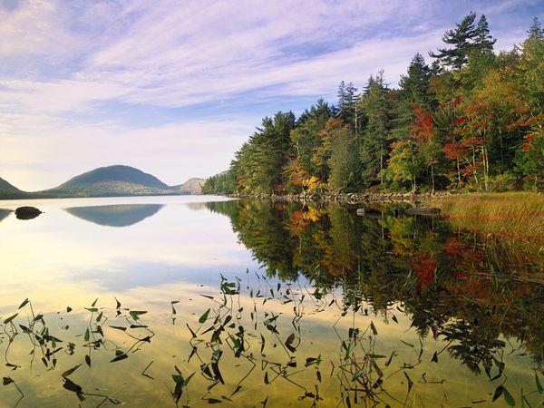 Eagle-Lake-Maine-autumn