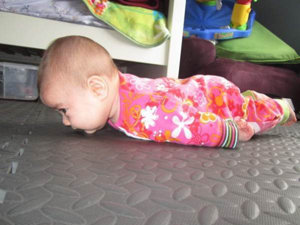 Planking-Baby