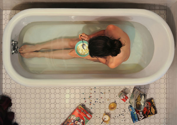 lee-price-painting-breakfast-tub