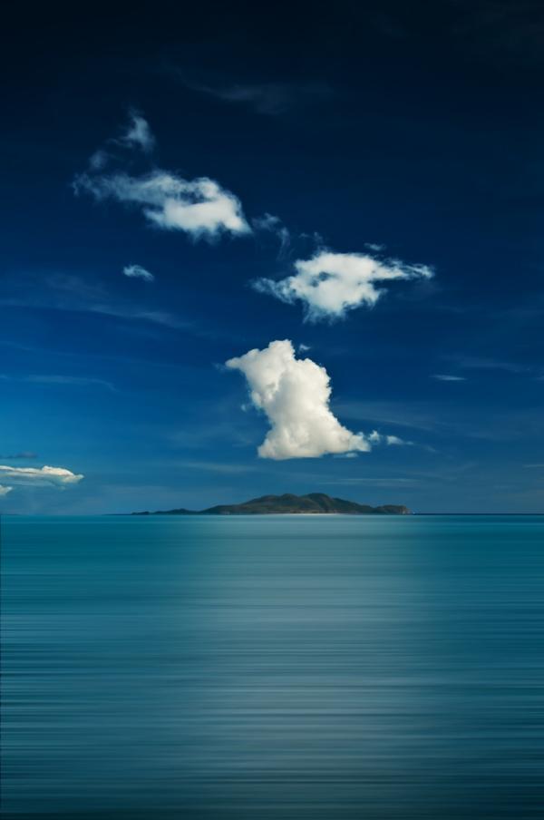 landscape,ocean,clouds,island