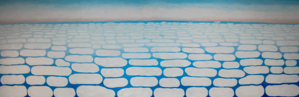 sky-above-the-clouds-IV-Georgia-O'Keeffe