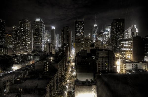 New_York_City_at_night_HDR