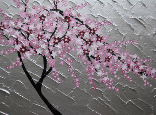 pink-cherry-blossom-painting-art