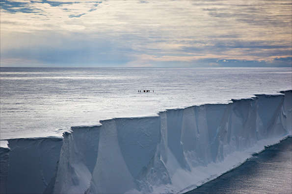 antarctica-ice-shelf