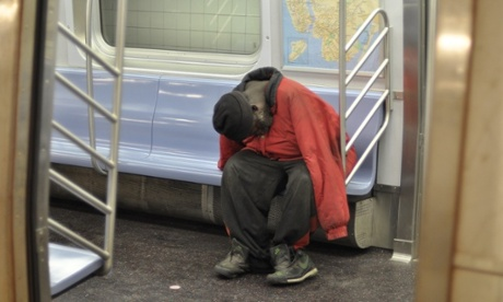homeless-subway