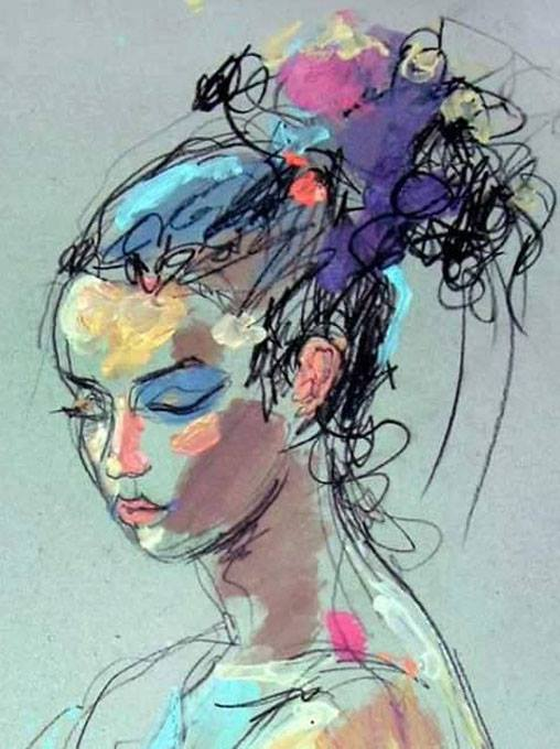 art-sketch-woman-portrait