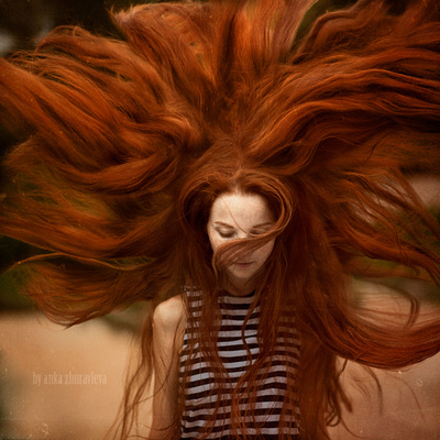 big-red-hair-wind