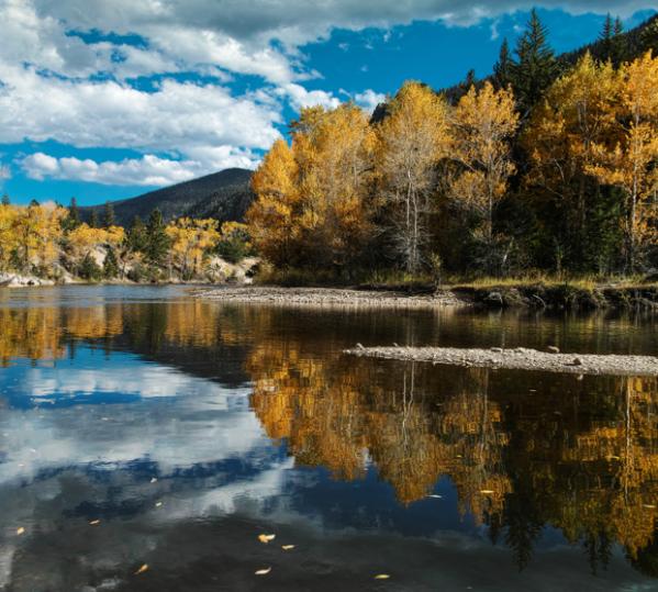 Colorado, Cache La Poudre River