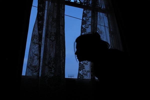 Blue-melancholy