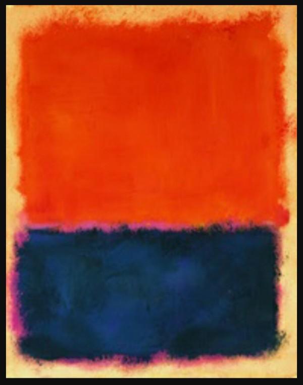 rotko-orange-blue