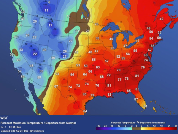 temperature-map