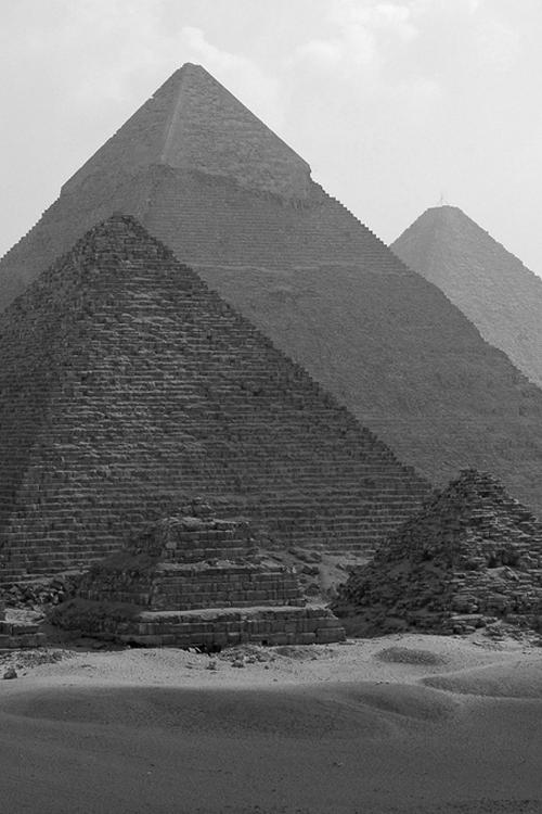 pyramids
