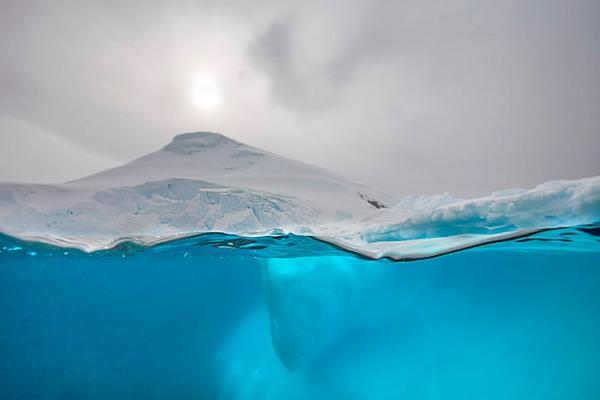 steve-mandel-antarctic-glacier-blue